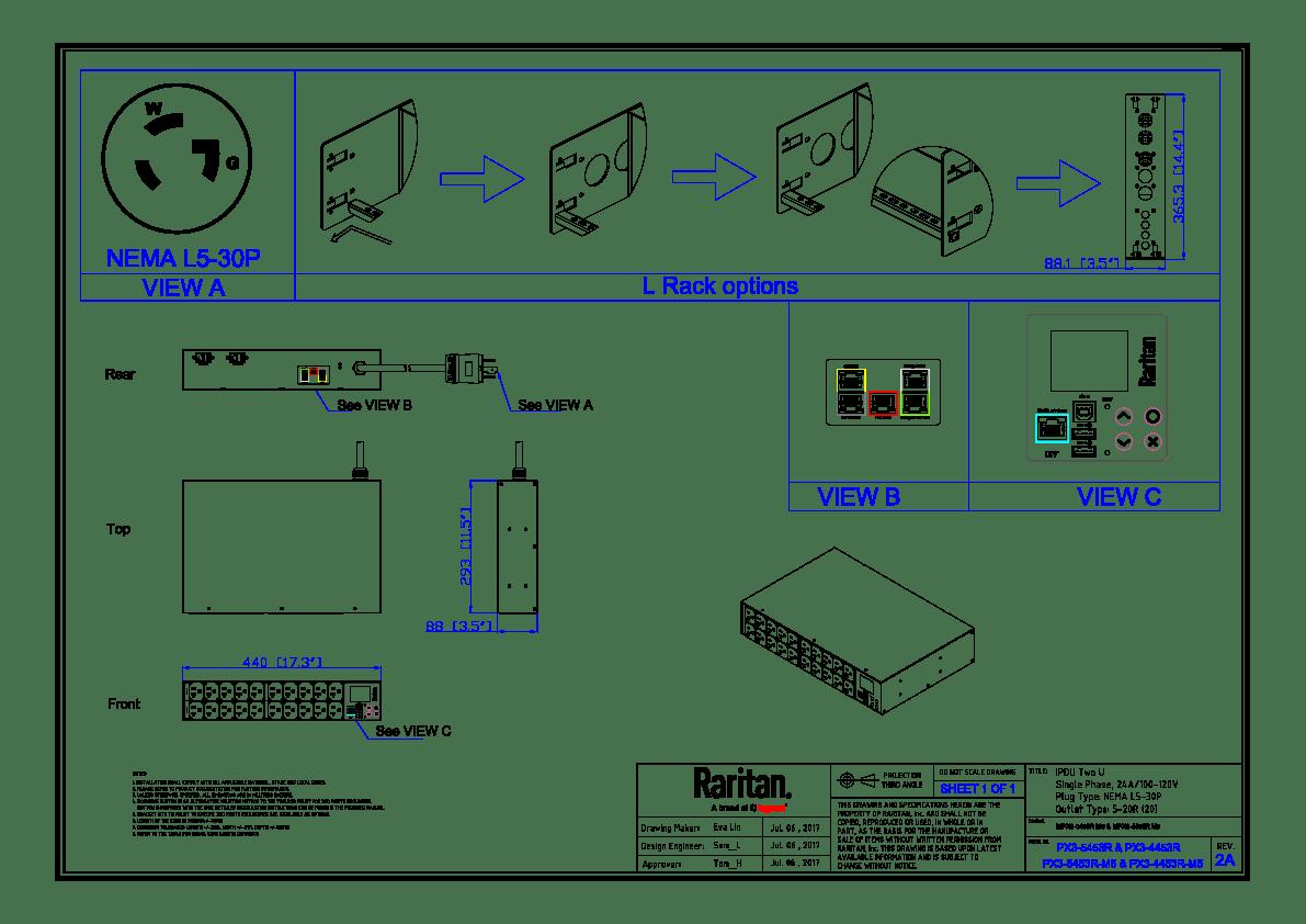 Img Pdu Mechanical Diagram