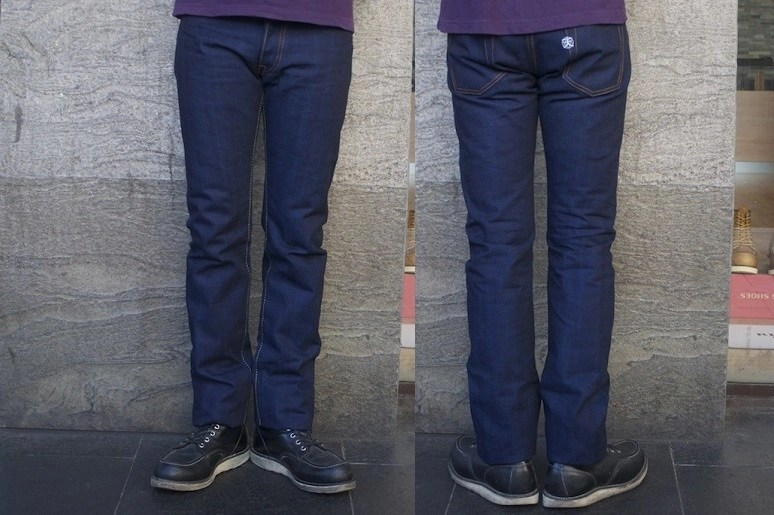 Tenryo Indigo/Black; photos courtesy of Corlection Store