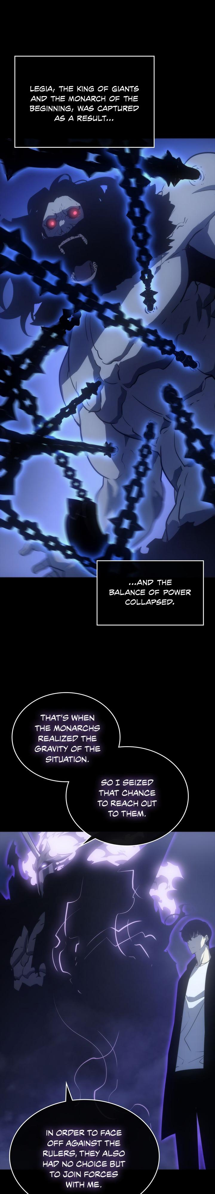 Solo Leveling Chapter 163 Page 4
