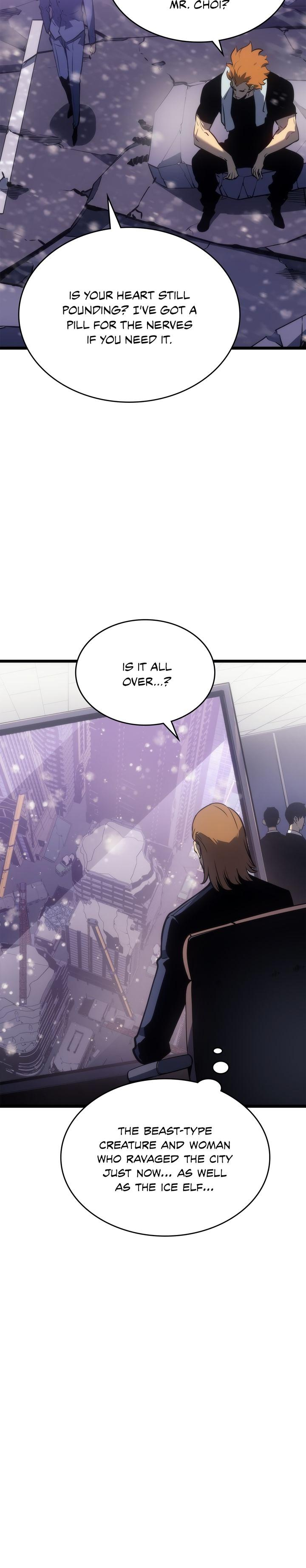 Solo Leveling Chapter 166 Page 28