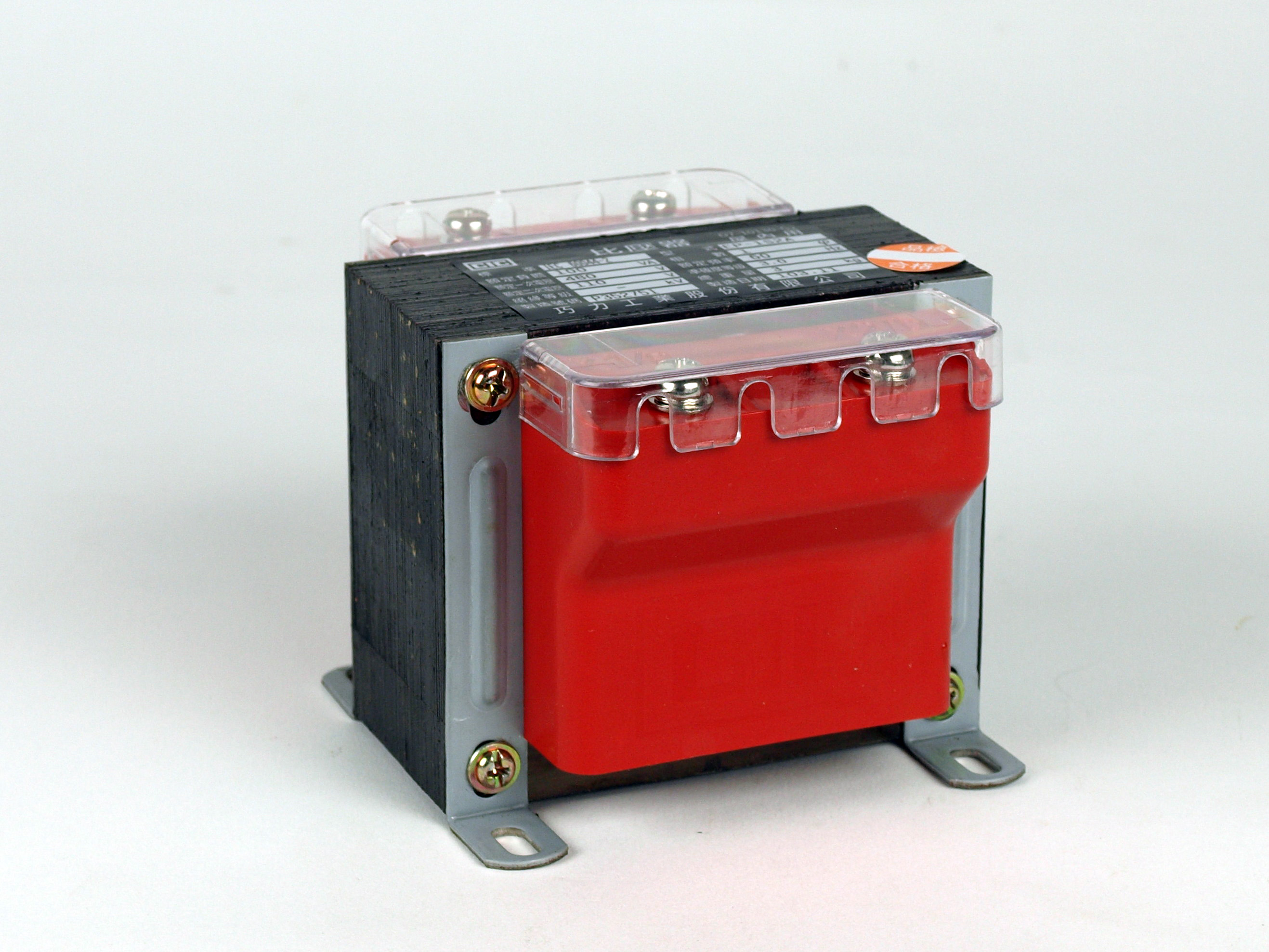 Transformer Low Indoor Voltage