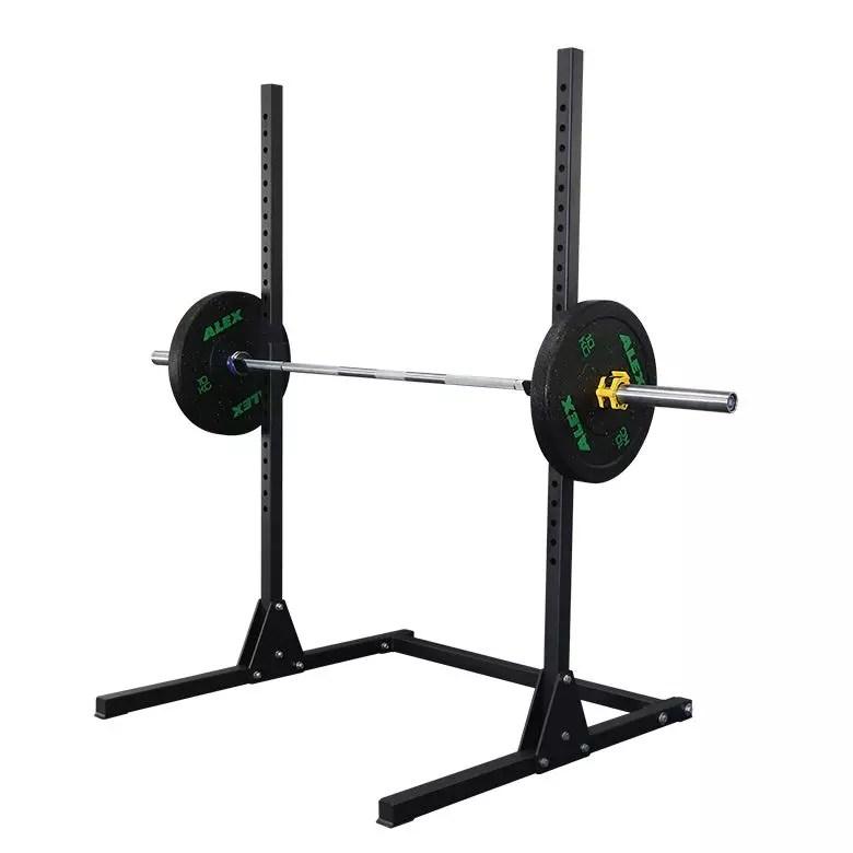 squat rack weight training equipment