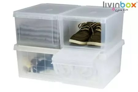 boite de rangement pour chaussures