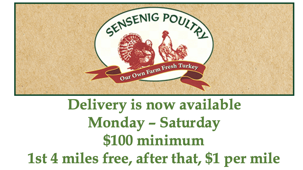 Sensenig Poultry And Specialty Foods Lititz Real Lancaster