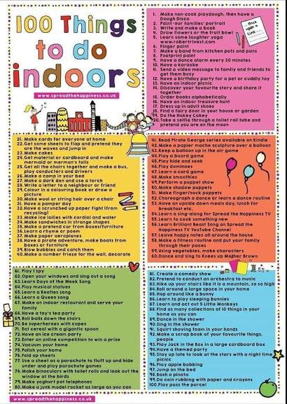100 indoor