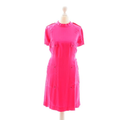 Lanvin Pink dress   Second Hand Lanvin Pink dress buy used for 125     Lanvin Pink dress