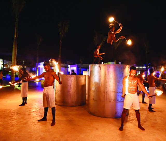 Party Scene At Chic Punta Cana