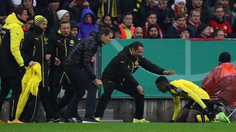 Borussia Dortmund vence em Munique e faz história