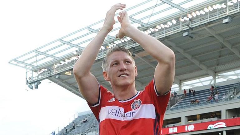 Sabe qual o jogador que Schweinsteiger gostava de ver no Bayern?