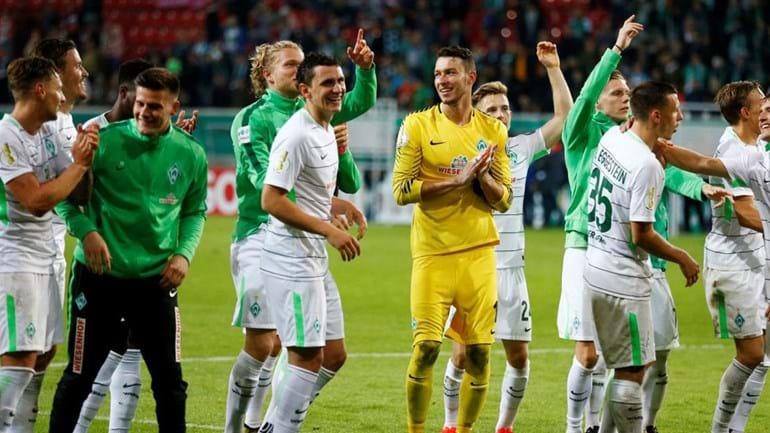 Hoffenheim e Werder Bremen seguem em frente na taça