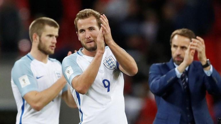 Inglaterra confirma jogos com Alemanha e Brasil