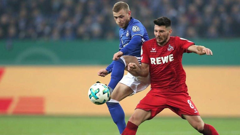 Schalke 04 segue em frente na Taça