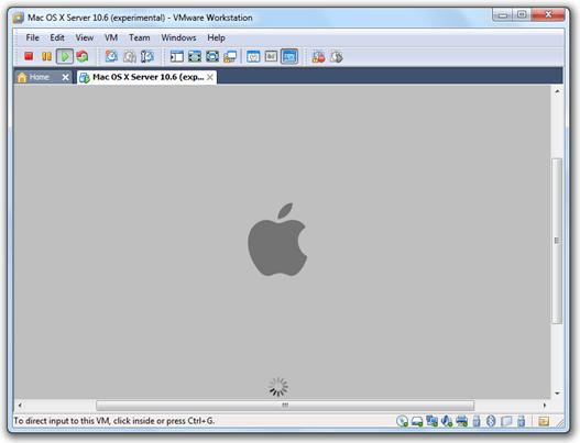Snow Leopard in VMware