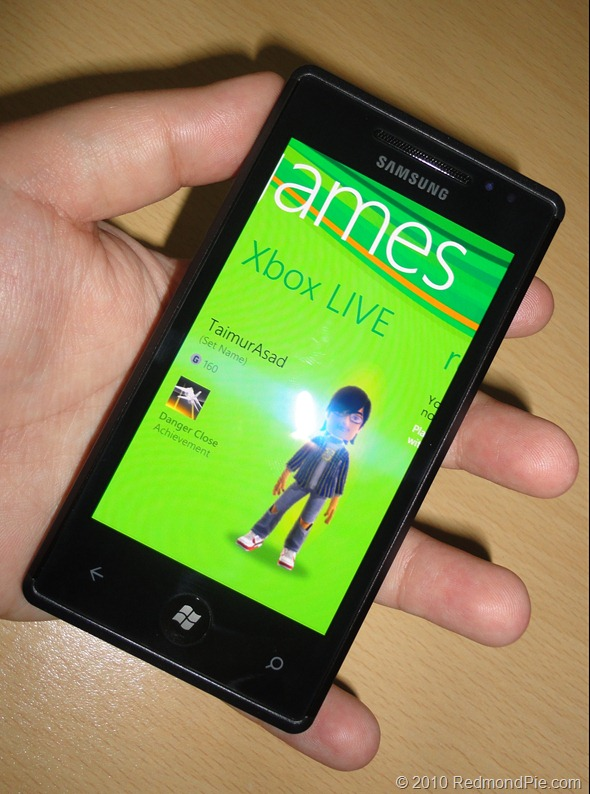 Phone Vs PC Mac Vs Xbox 360 Gaming Finally A Reality With Windows Phone 7 And Xbox LIVE App