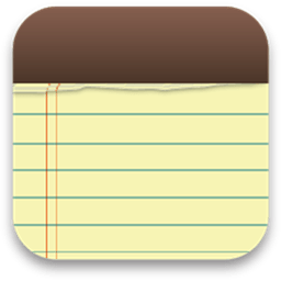 Notes-256x2561