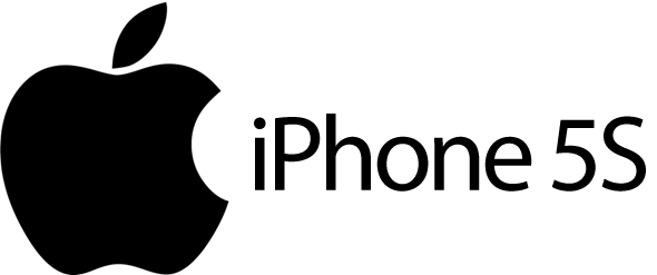 iphone 5s logo