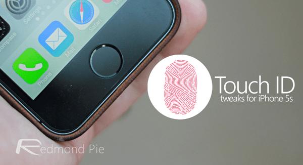Touch ID Tweaks iPhone 5s header