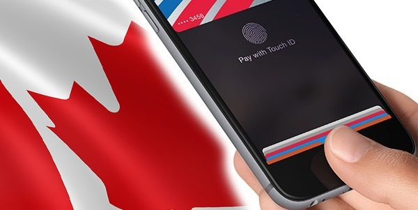 Apple Pay Launches In Canada Today  UK Apple Pay Adds More Providers     Apple Pay Touch ID jpg