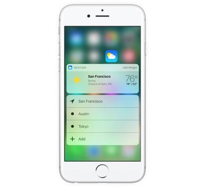 Weather-3D-Touch-widget-iOS-10