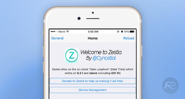 Zestia-Cydia-thay thế