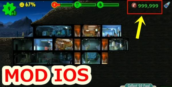 Fallout Shelter mod ios