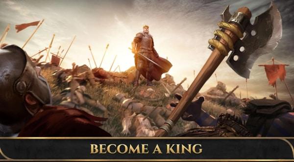 King of Avalon Dragon mod ios