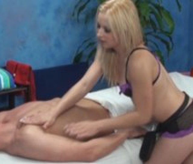 Our Hidden Spy Cameras Caught Alyssa The Massage Therapist Giving More Than A Massage