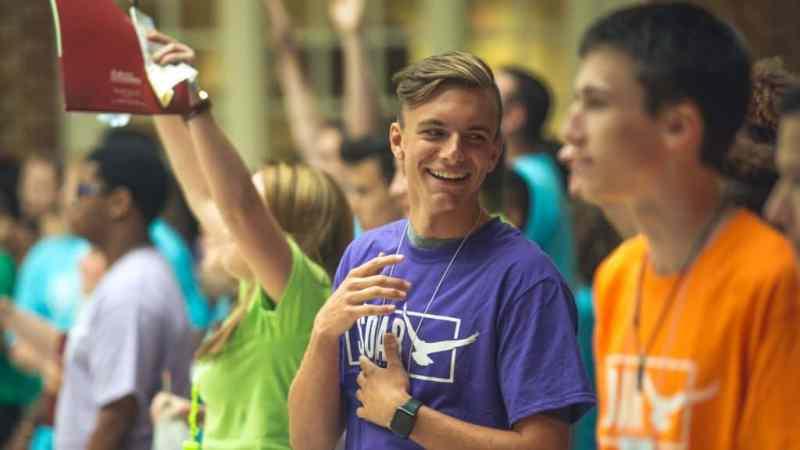 Regent University Orientation for Incoming Freshman Virtual or in Virginia Beach