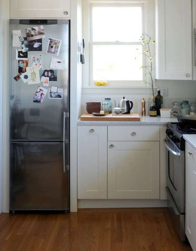 For More Compact Options See 10 Easy Pieces Best Skinny Refrigerators And