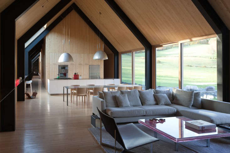 An Iconic Modern House In Woodstock Hits The Market