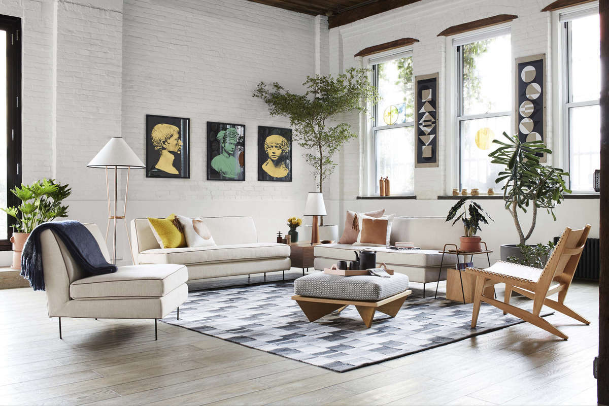 California Cool Communes New Collection For West Elm
