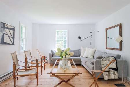 Expert Advice  11 Tips for Making a Room Look Bigger   Remodelista Ditch the drapes  and rugs
