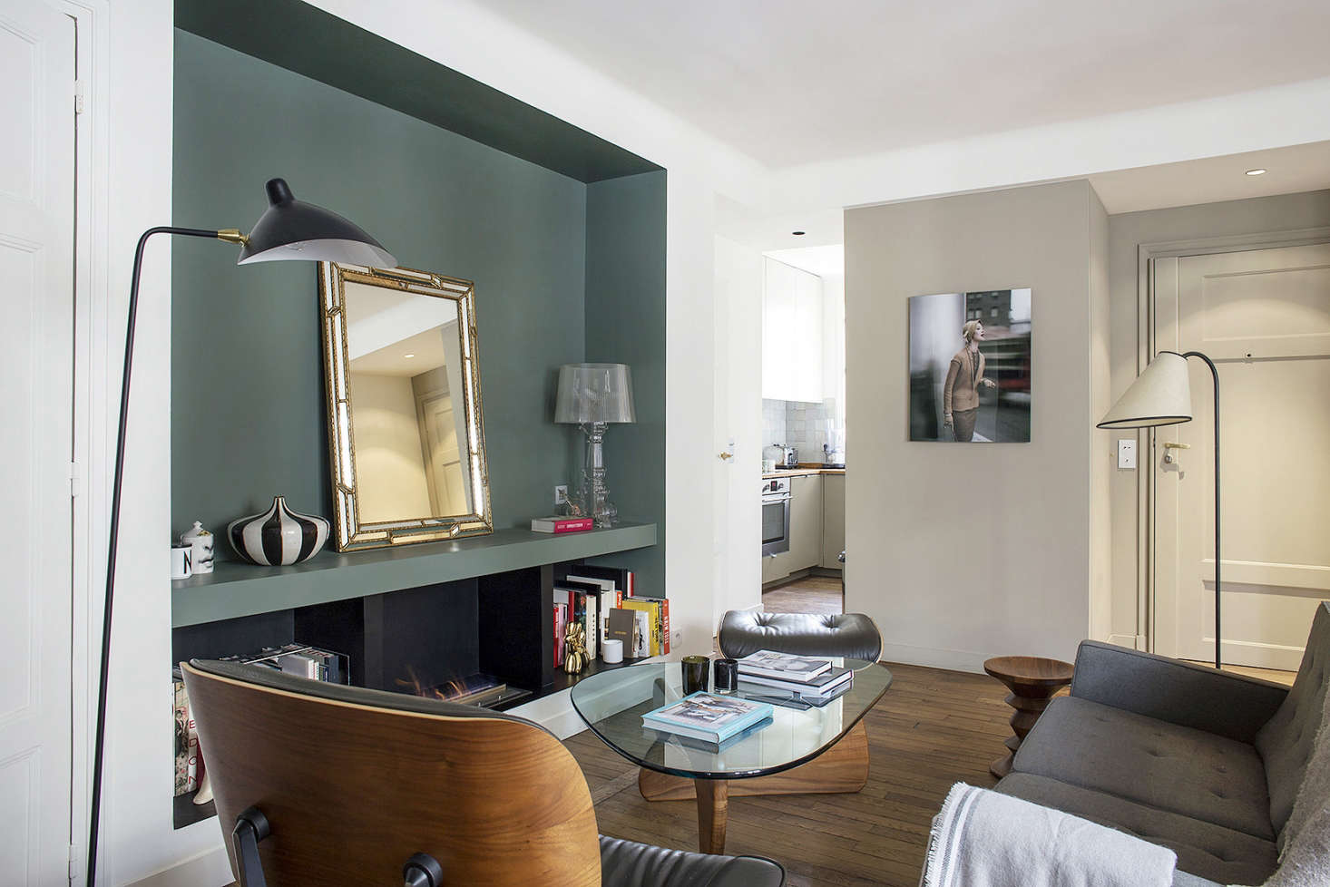 9 Small-Space Ideas To Steal From A Tiny Paris Apartment