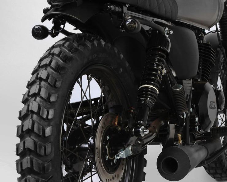 Mutt Motorcycles - Mutt RS-13 250 Rear Shocks