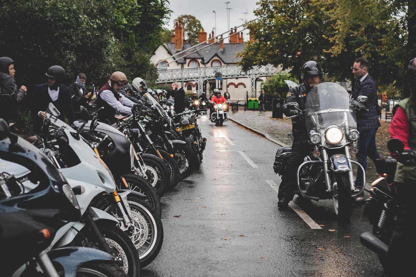 Distinguished Gentleman's Ride 2019 Chester