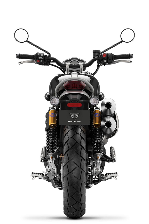 Scrambler 1200 XC Rear Black