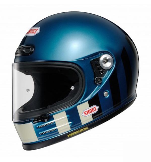 Shoei Glamster Retro Helmet GLAMSTER-Resurrection-TC2 [LAGUNA BLUE]
