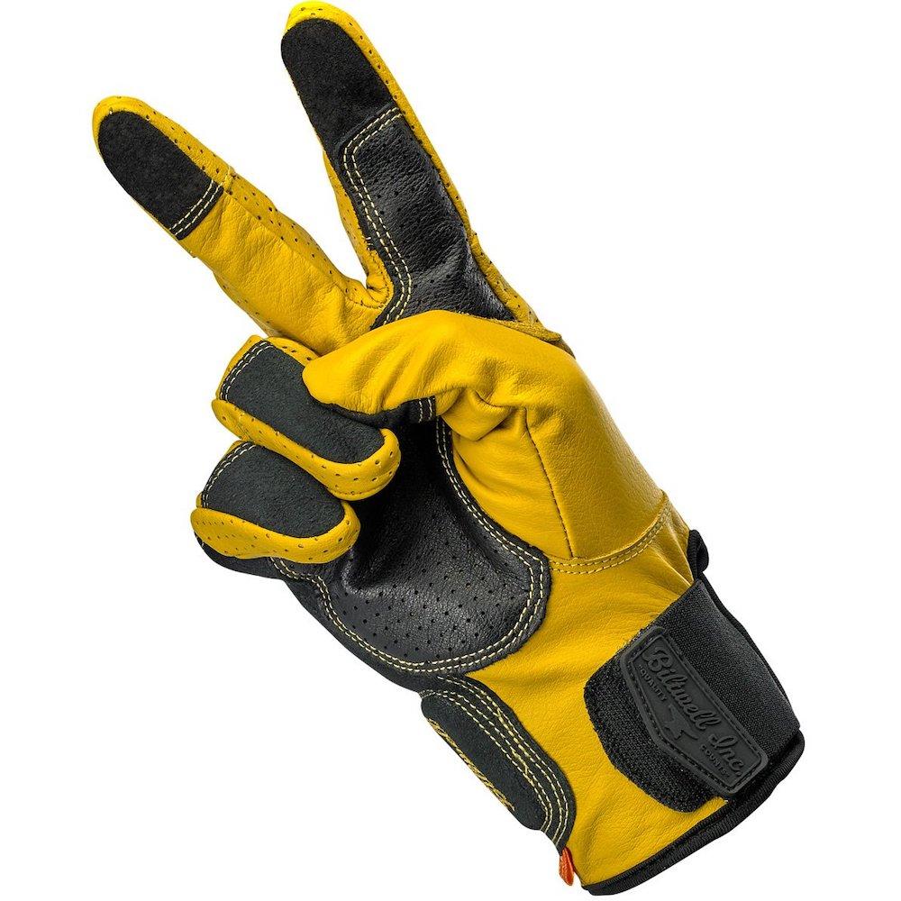 Borrego Gloves - Gold-Black v