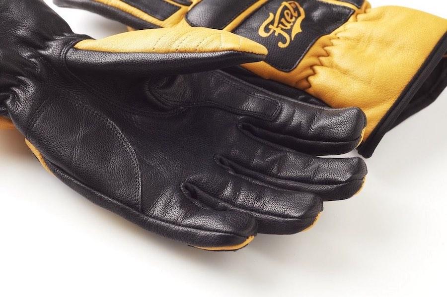 Fuel Moto X Gloves left palm