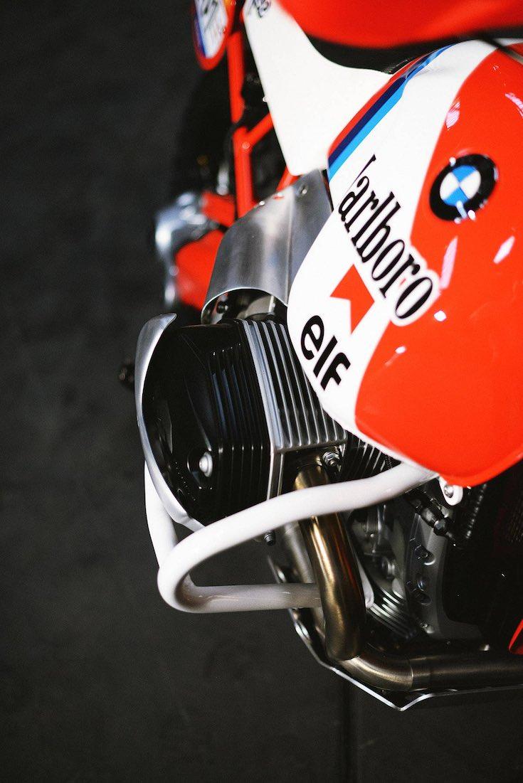 BMW Motorrad Cylinder Heads