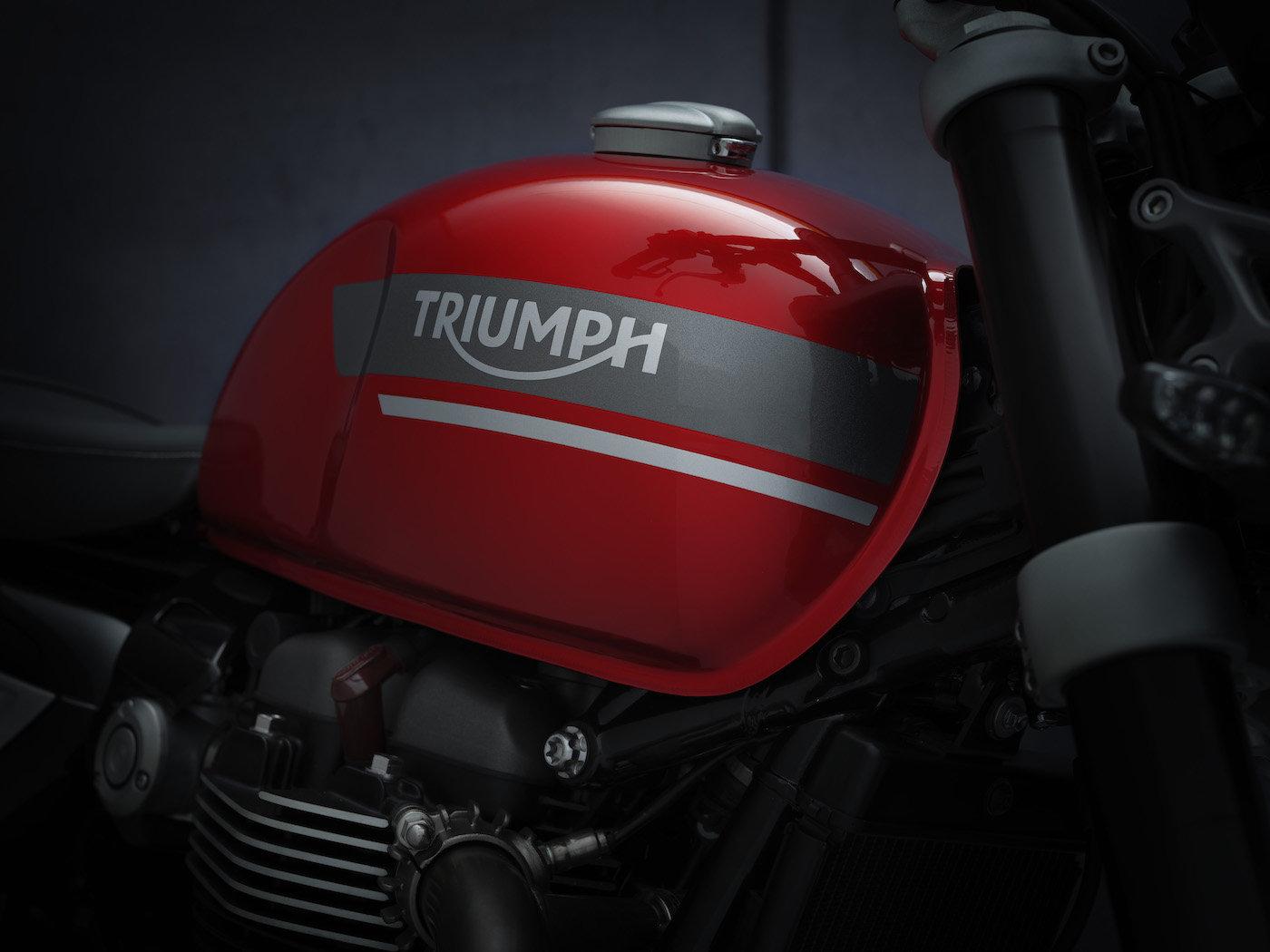 Triumph Speed Twin 2021 Tank