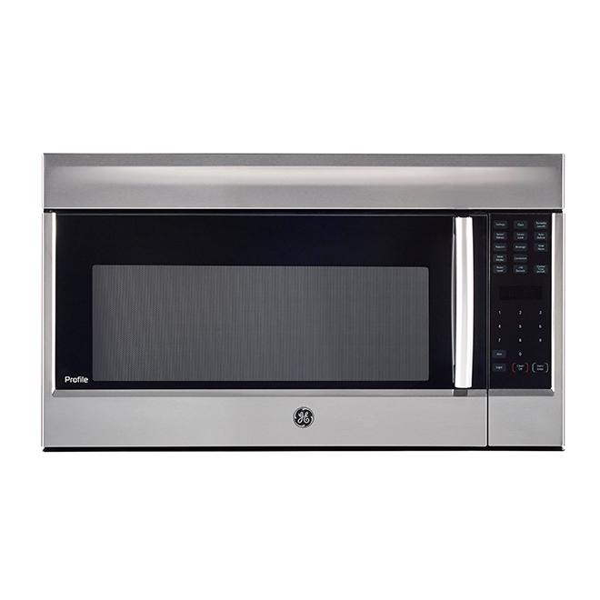 https www renodepot com en ge profile over the range microwave with convection cooking 18 cu ft pvm1899sjc 23085618