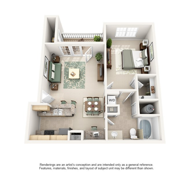 Luxury 1 2 And 3 Bedroom Apartments In Lexington Ky