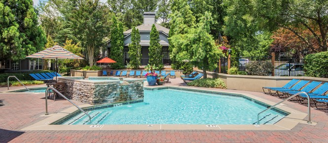 Post Brookhaven Apartments For In