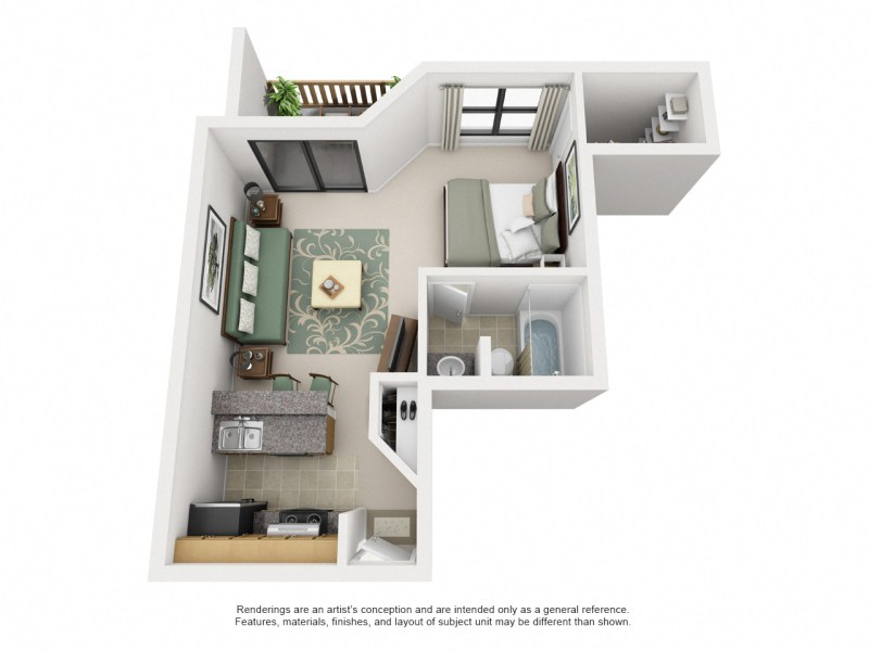 Studio  1 and 2 Bedroom Floor Plans   Park Valley Park Valley Apartments Chastain
