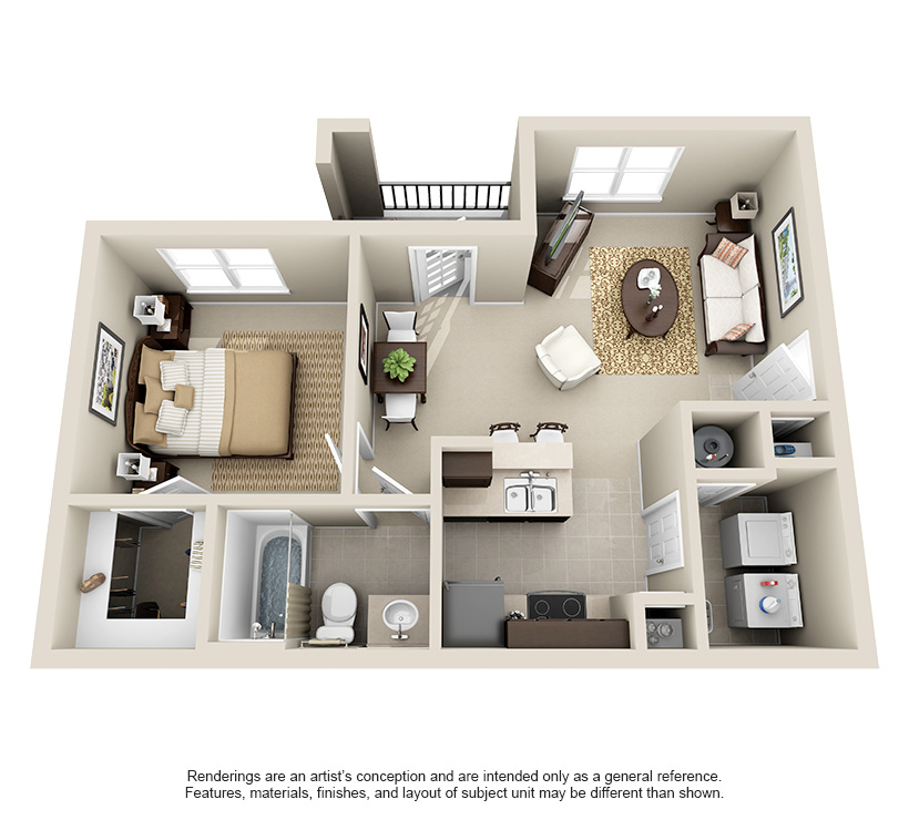 1, 2 & 3 bedroom apartments for rent   sonoma grande