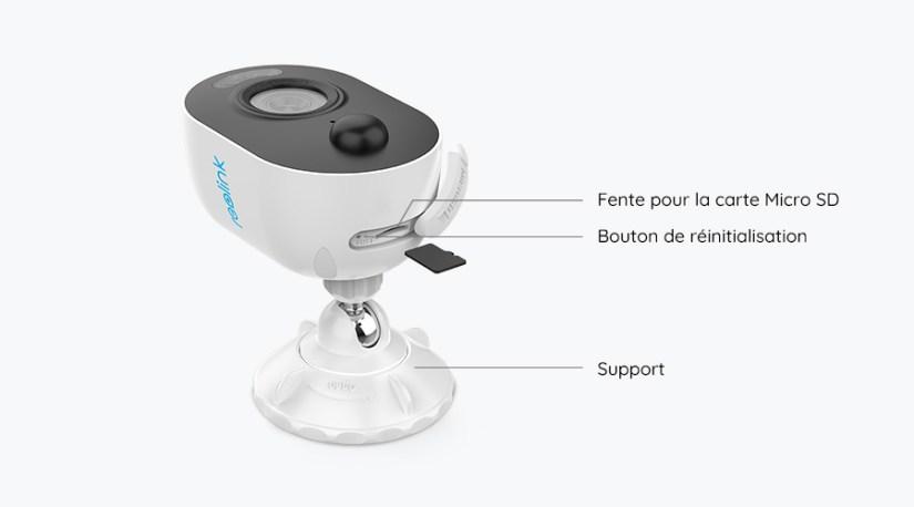 reolink lumus microsd camera surveillance