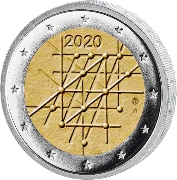 2 Euro Munzen Finnland Kaufen 2 Finnland Reppa De