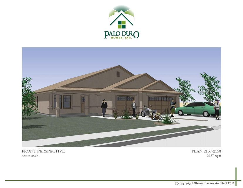 More Lots... Let Palo Duro Homes build you a High Performance Green Home. Great floor plans with 3 or 4 bedrooms and a very open design. HERS rating close to 50, whole house air filtration system and tankless water heater all standard. Energy efficient and comfortable. Pick all of your colors and upgrades. We can build this floor plan or a different one. Build time is close to 6 months. Model home at 3229 Oakmount SE in Rio Rancho, call for showings