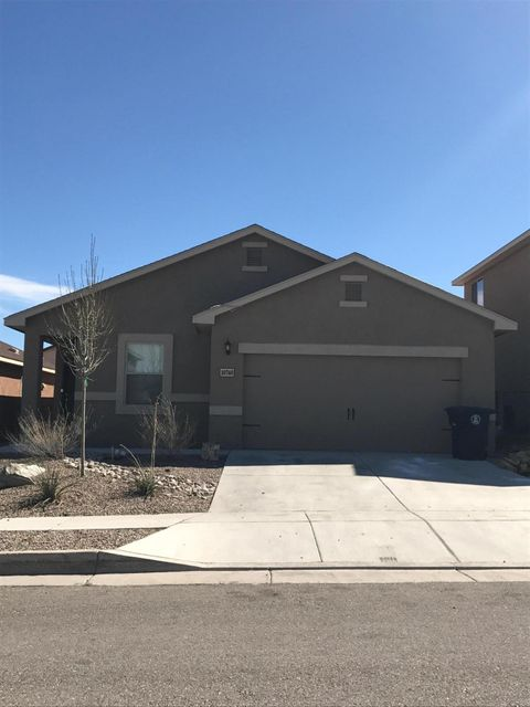 Nice open floor plan with 3 bedrooms and 2 full bath. Separate Laundry Room and 2 car garage. Easy care landscaping in front yard, spacious backyard. Come take a look.